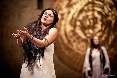 soprano Sara Cervasio - La Traviata