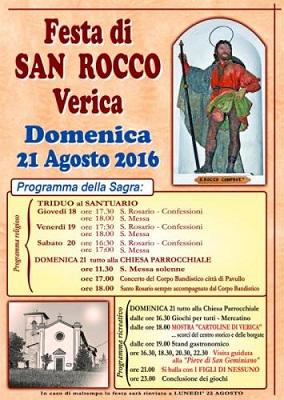 Sagra di San Rocco - Verica