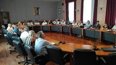 Summit sindaci 26 agosto