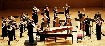 Theresia Youth Baroque Orchestra a Rimini