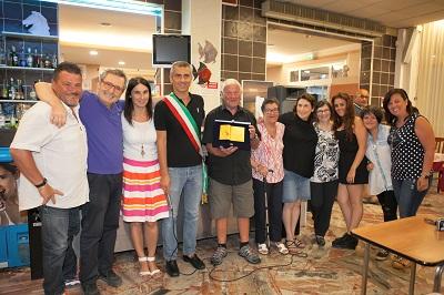 Turisti fedeli premiati - Rimini