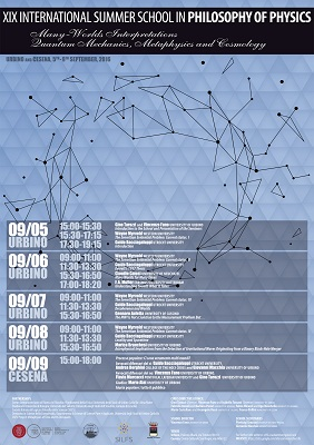 Poster XIX International Summer School in Philosophy of Physics 2016 v2