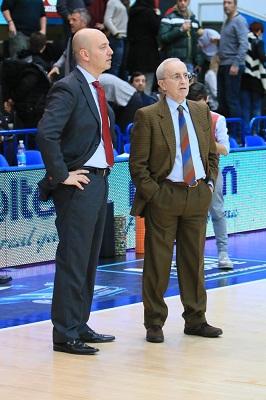 Dan Peterson e Max Menetti