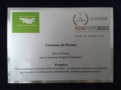 3° Premio - Premio Basile