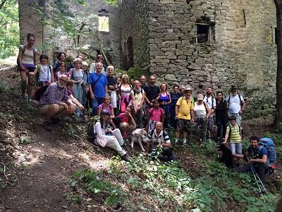 montecreto-escursionisti