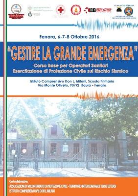 locandina-gestire-grande-emergenza-2016-6-7-8-ottobre