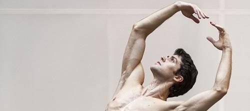 Roberto Bolle - Royal Opera House, London 2014 -  photo Luciano