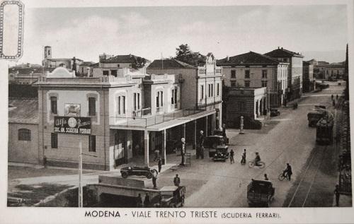 scuderia-ferrari-in-viale-trento-e-trieste-anni-30