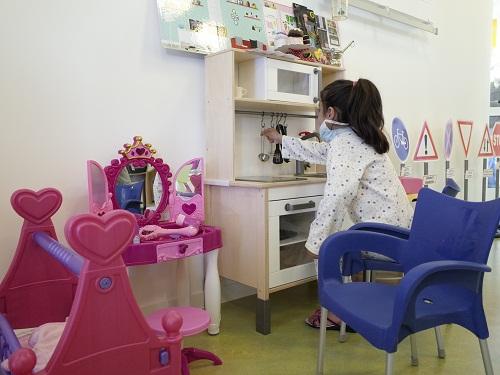 caritas baby hospital betlemme playroom foto ottani