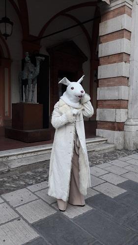 Cesena Vigilia Della Befana Speciale Insieme A Bunny Avatar