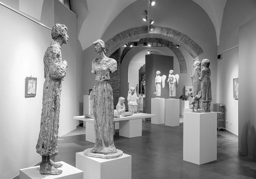 Ilario-Fioravanti-Il-Presepe-Infinito-Galleria-Comunale-dArte.