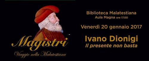 Ivano Dionigi - Il presente non basta
