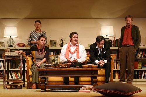 LE PRENOM-Gisella Szaniszlò,Alessia Giuliani,Davide Lorino,Aldo Ottobrino,Alberto Giusta-Foto Bepi Caroli