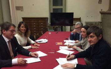 firma accordo bilancio