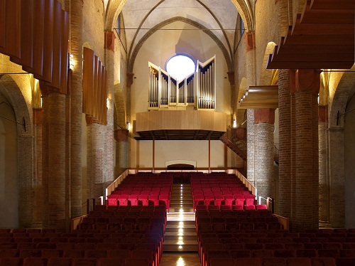 Auditorium-del-Carmine