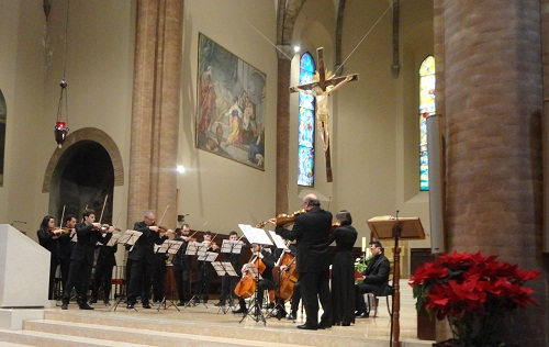 Concerto per Fioravanti, 29 gennaio