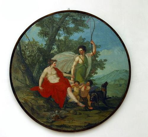 neoclassicismo - venere e adone