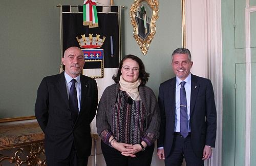 Nuova consigliera Vania Santi