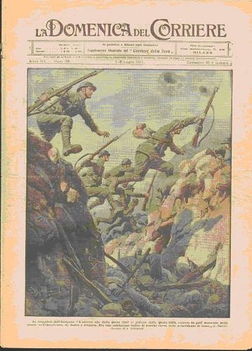 domenica-del-corriere-1-8-luglio-1917-illustrata-daachillebeltrame