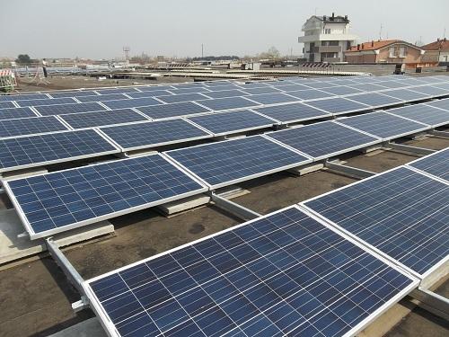 impianto fotovoltaico scuola