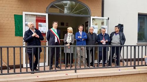 Emilia Romagna: Ricostruzione. Inaugurata la sede ristrutturata, a ... - Emilia Romagna News 24 (Comunicati Stampa) (Blog)
