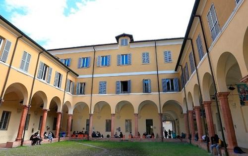 Biblioteca Delfini di Modena