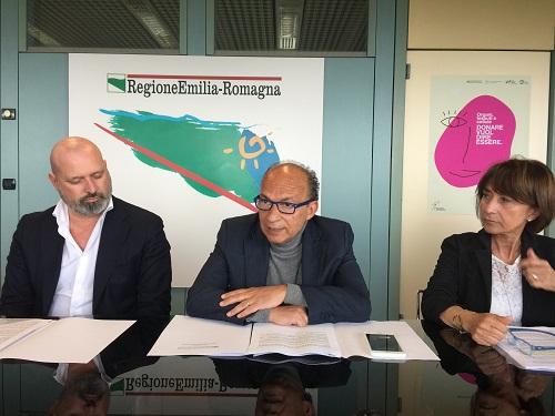 Foto conferenza stampa.