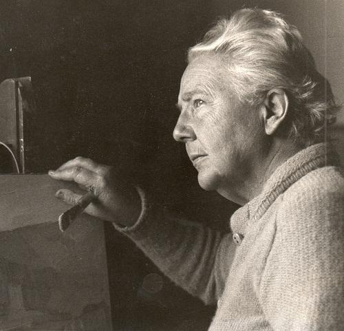 Mimi Quilici Buzzacchi, in una foto di Folco Quilici