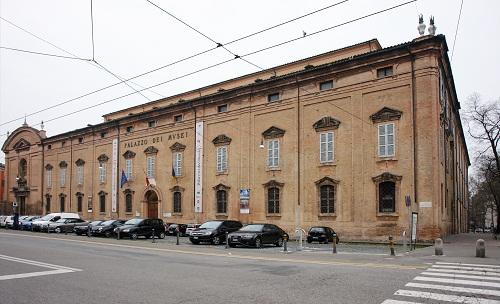 Palazzo dei Musei Modena foto Tuliozi