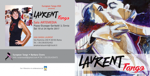 TANGO by ANA MARIA LAURENT - Brochure A