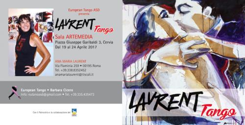 TANGO by ANA MARIA LAURENT - Brochure A