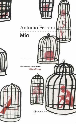 cover di Mia di Antonio Ferrara