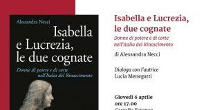 invito-presentazione-libro-isabella-e-lucrezia-di-necci-a-ferrara