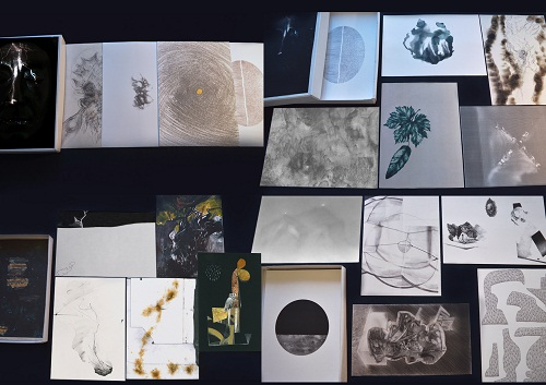 2 Drawings From Lightning_artists_book