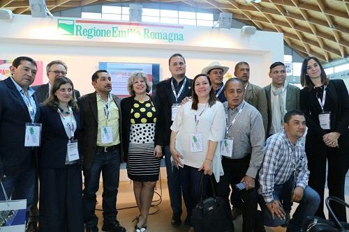 delegazione Colombia