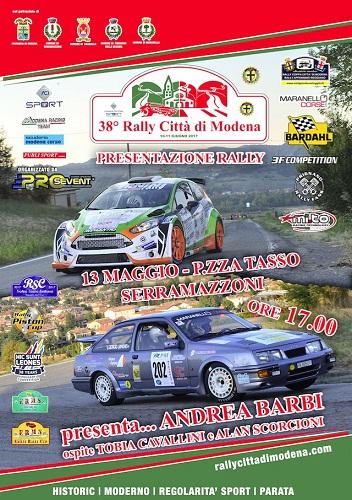 locandina 38-RallyModena