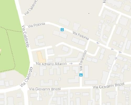 via-caldirolo-googlemap