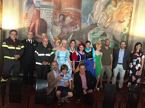 Ferrara in fiaba -conferenza stampa