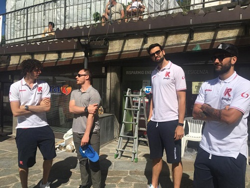 Sport Pallacanestro Reggiana e Razzoli