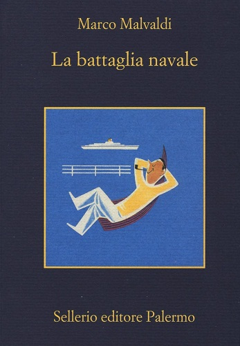 la battaglia navale ROMANZO di MALVALDI