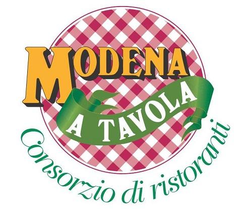 marchio modena a tavola logo