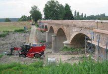 Ponte Motta lavori giu 2017