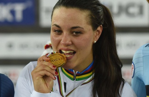 Rachele Barbieri-campionessa del mondo 2017