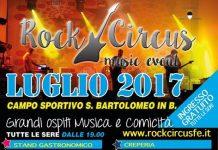 Rock Circus 2017