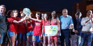 Squadra nuoto Forlì vince Swim City 2017