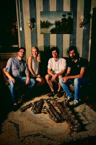Virtuoso Saxophone Quartet