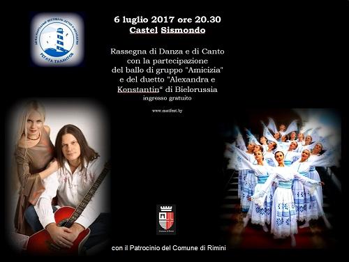 concerto bielorussia