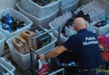 sequestri polizia locale