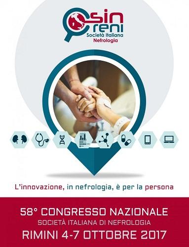 58° Congresso Nazionale della Società Italiana di Nefrologia