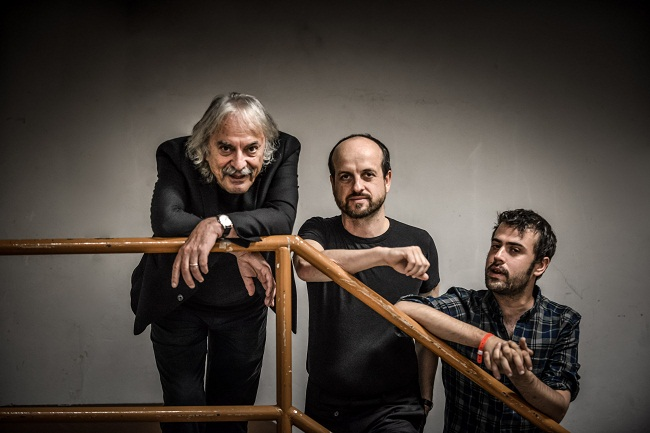 Enrico Rava - Matthew Herbert - Giovanni Guidi